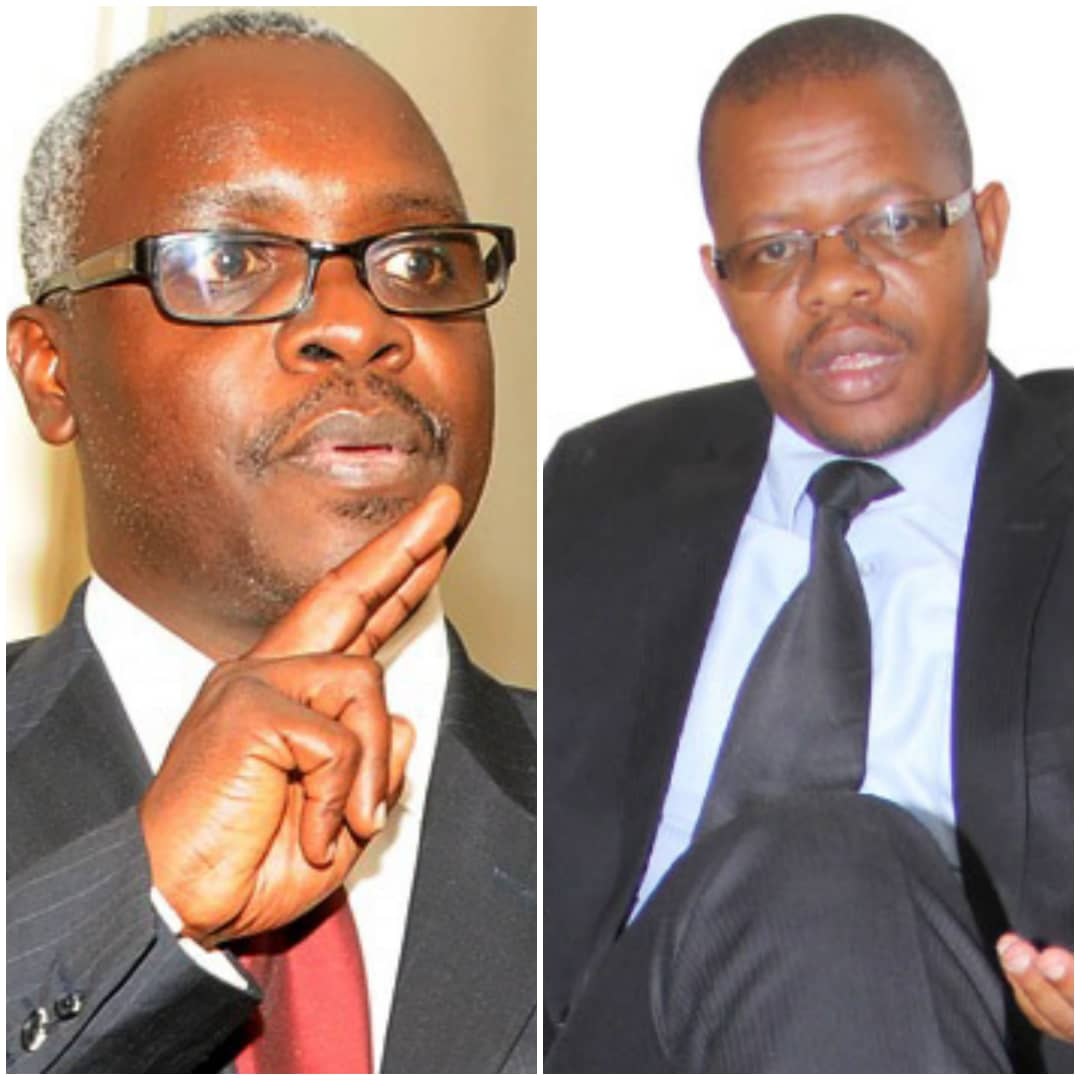 Gloves off: Kabushenga   (L) and Magogo have treated the Kampala Twitter community to Wednesday drama, after a livid exchange online (PHOTO/File).