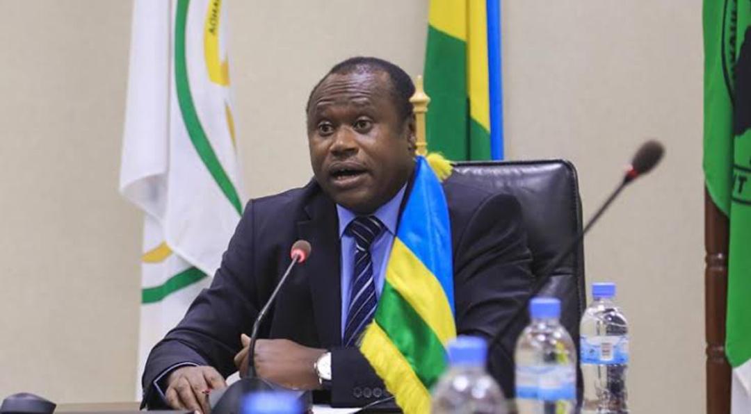 Rwandan Minister of Finance and Economic Planning Uzziel Ndagijimana (PHOTO/Courtesy).