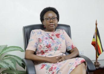 Dr. Jane Ruth Aceng, Uganda's Heath Minister (PHOTO/Courtesy).