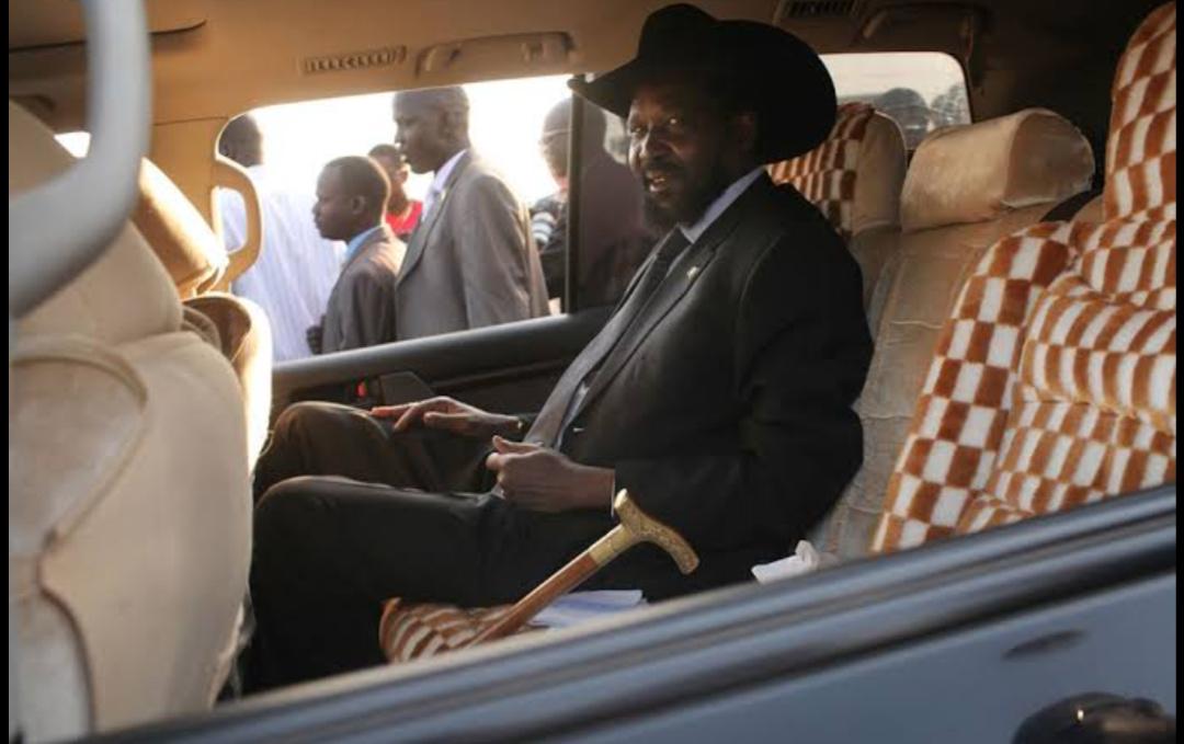 South Sudanese President Salva Kiir (PHOTO/Courtesy).