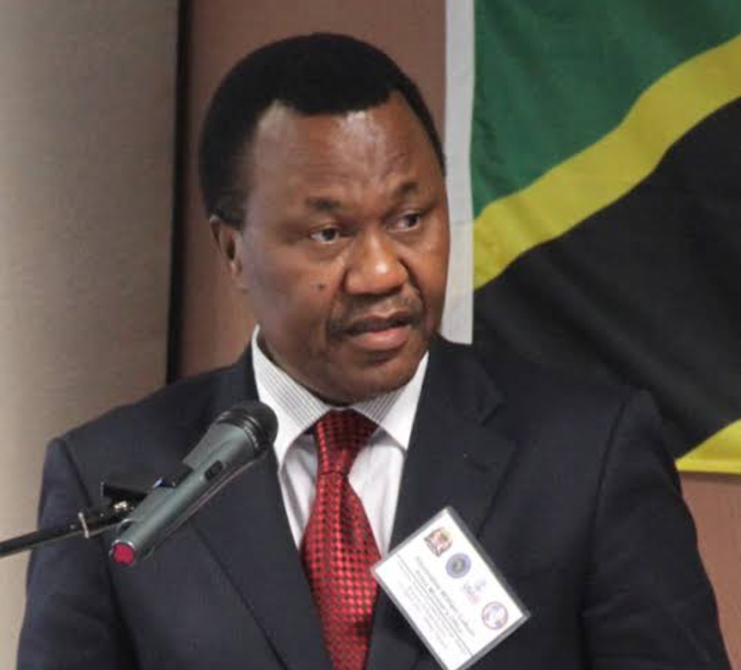 William Lukuvi, the minister for Lands, Housing and Human Settlements Development (PHOTO/Courtesy).