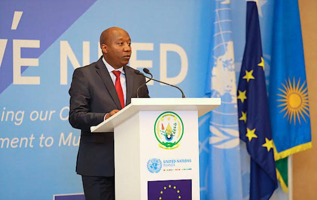 Rwandan Prime Minister Edouard Ngirente (PHOTO/Courtesy).
