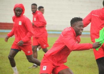 Uganda needs victory to reach the last four of the competition. (PHOTO/Courtesy)