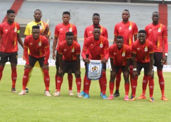 Uganda ended the group stage in second spot with points. (PHOTO/Courtesy)