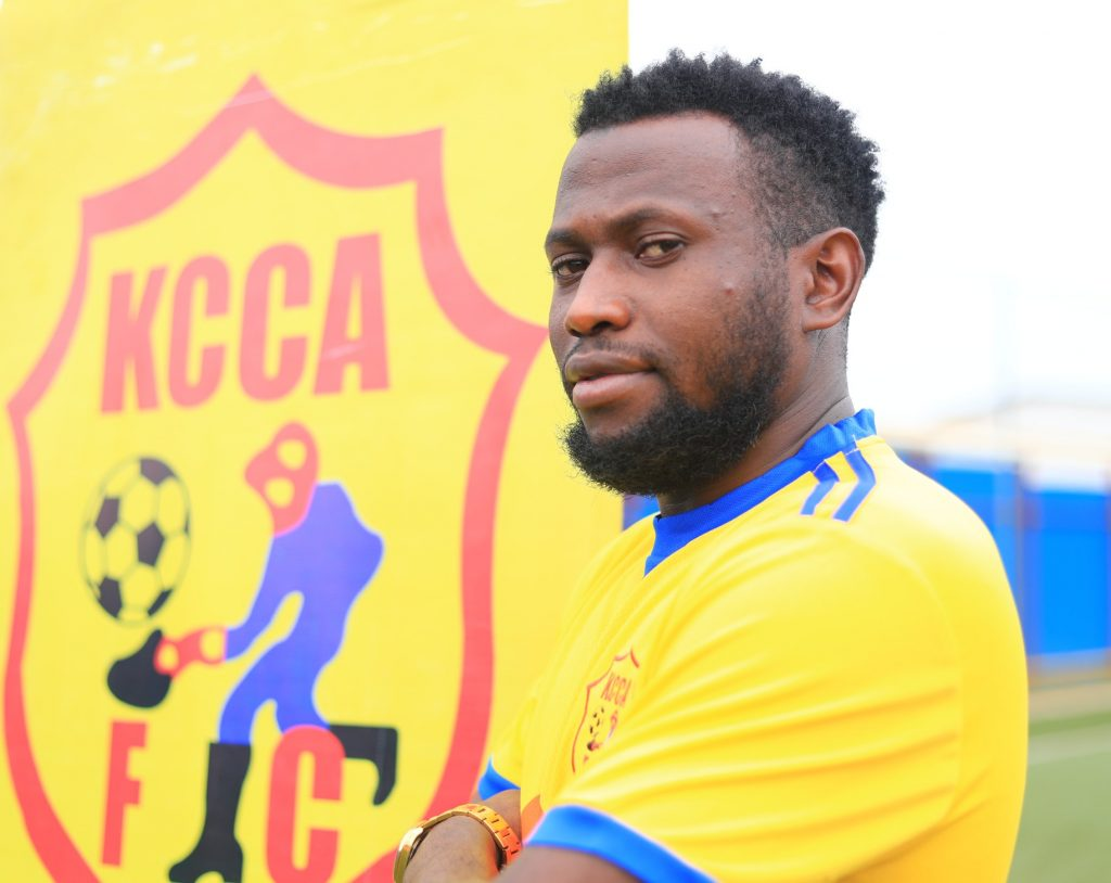 Mugerwa previously worked with current KCCA FC head coach Morley Byekwaso at SC Victoria University. (PHOTO/KCCA FC)