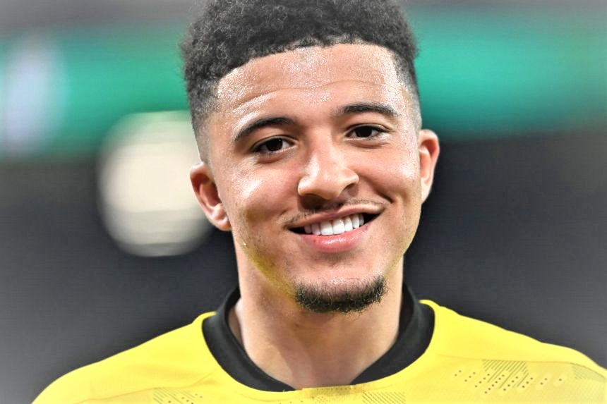 United have been keen to bring Sancho to Old Trafford since 2020 and they are finally set to get their man. (PHOTO/Internet)