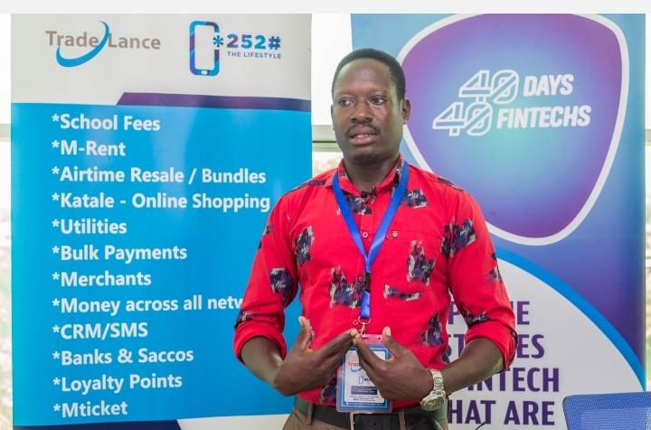 Sales and Marketing Analyst Nelson Mandela Ewolu (PHOTO /Courtesy)