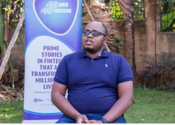Timothy Mugume, the Jumia Food Uganda Country Lead (PHOTO /Courtesy)