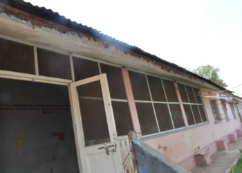 90 year old children main dormitory in need of a facelift (PHOTO /Courtesy)