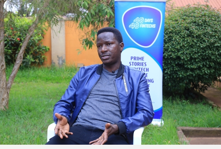 Enabling Finance founder and Chief Executive Officer Luke Yyeyo (PHOTO /Courtesy)