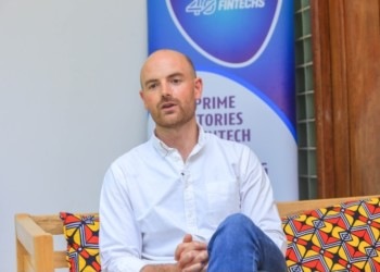 SafeBoda Vice President of Payments and Financial Services, Tim Jamieson (PHOTO /Courtesy)