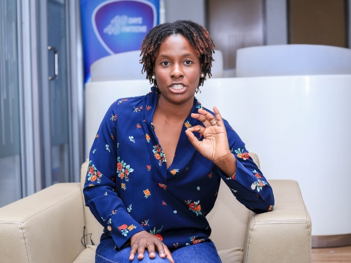 Wendy Nanfo, the Country Operations Coordinator Jumo World Uganda, says the firm has disbursed over $3 billion worth of loans to over 18 million customers and SMEs in seven markets across Africa and Asia (PHOTO /Courtesy).