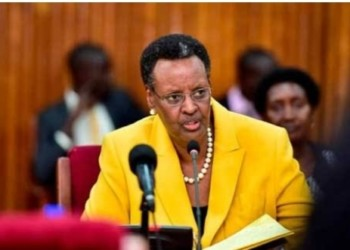 Education Minister Janet Museveni will release the 2020 UCE results on Friday (PHOTO /File)