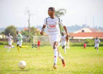 Ssemugabi scored five goals for Mbarara City last season. (PHOTO/Courtesy)