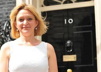 Kate Airey, British High Commissioner to Uganda (PHOTO /Courtesy)