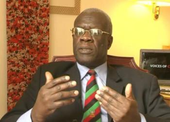 Prof. Nelson Sewankambo who led the research (PHOTO/File).