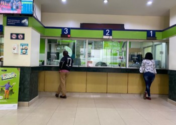 Commercial Banks, and other financial institutions across the country were forced to operate on half scale with select branches operating and a fractions of their staff so as to align with governments efforts of curbing the pandemic spread, with majority encouraging their customers to utilize their digital banking platforms (PHOTO /Courtesy)