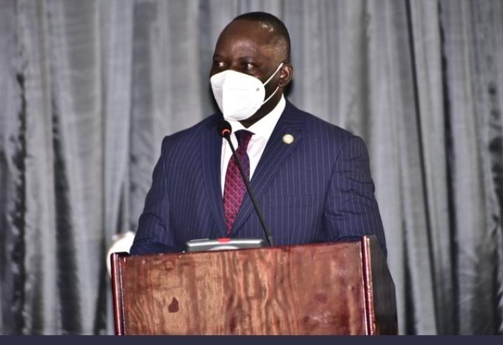 Leader of Opposition Mathias Mpuuga (PHOTO /Courtesy)